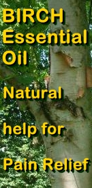 Ormus Minerals Birch Healing Ormus Oil - helps with Pain